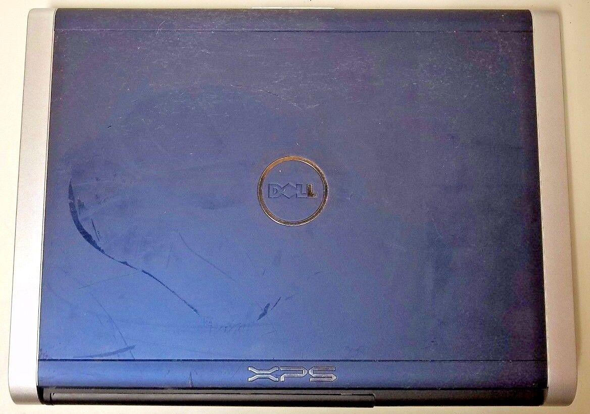 """Dell XPS M1530 PP28L 15.3"""" Laptop *AS IS / FOR PARTS*"""