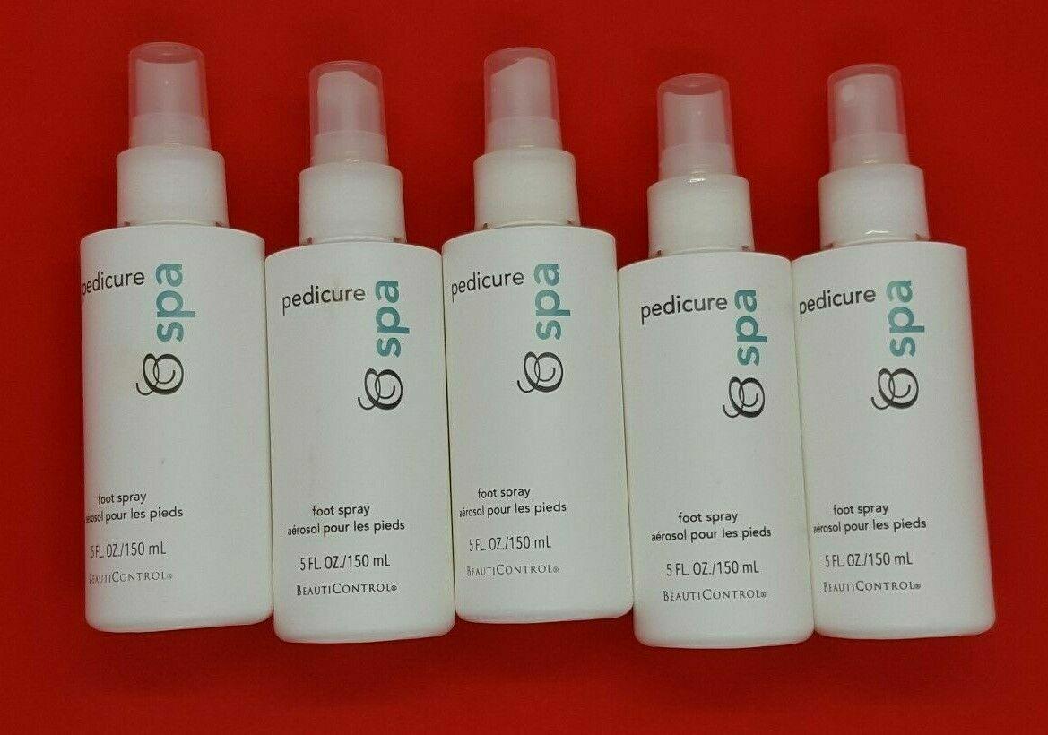 Beauticontrol Pedicure Spa Foot Spray  5 FL.OZ. Each