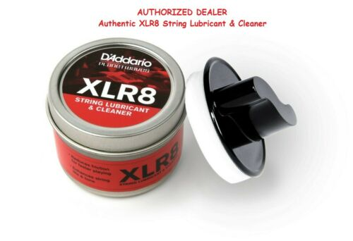 XLR8 Guitar String Lubricant Cleaner D