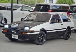 1986 TOYOTA Sprinter Trueno AE86 GT Apex turbo collector's dream ! Moorooka Brisbane South West Preview