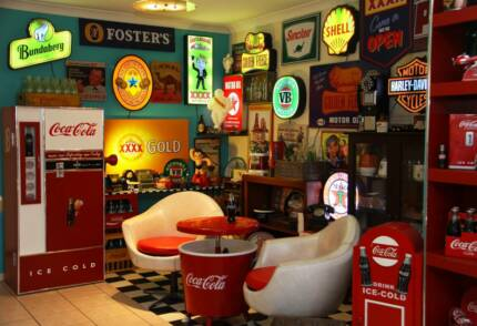 LIGHT SIGNS & MORE! MUST GO! MAN CAVE BAR GARAGE GAMES ROOM Albany Creek Brisbane North East Preview