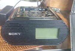Sony FM Clock Radio ICF-C05iP with iPod dock
