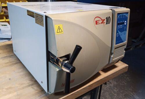 Refurbished Tuttnauer EZ10 sterilizer autoclave with 3 trays + 90 day warranty