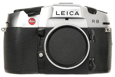 как выглядит Пленочный фотоаппарат Brand New Unused Leica R8 Single Lens Reflex SLR Film Camera Silver 10080 фото
