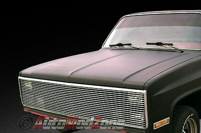 Gmc Suburban Grill - 81-87 GMC Pickup Jimmy Suburban Phantom Billet Grille Grill