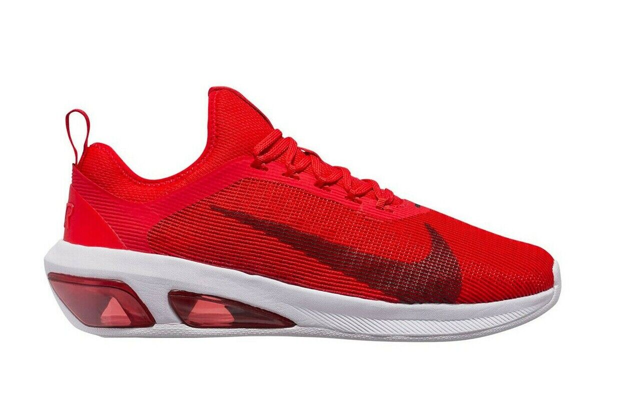 Nike Air Max Fly AT2506 600 University Red Black White Men's Running Shoes NEW!