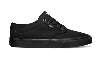 Vans Atwood Canvas Black UK4.5 EU37