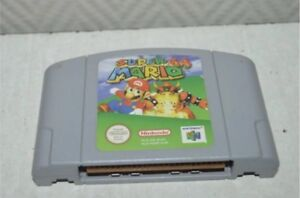 BRAND NEW CONDITION AUTHENTIC N64 SUPER MARIO 64