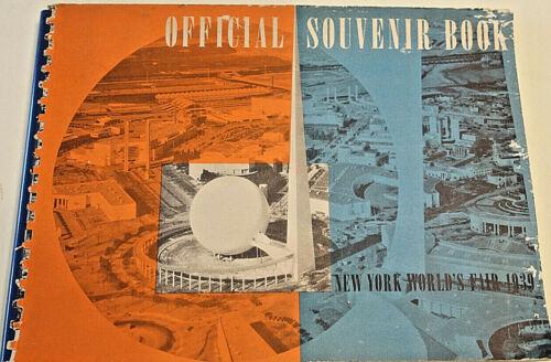 Vintage 1939 New York World