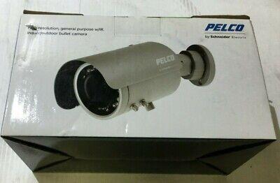 Pelco Bu5-irv12-6 Cctv 650tvl 3.312mm Dn Ir Security Surveillance Color Camera
