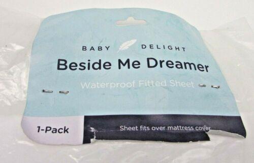 Baby Delight Fitted Bassinet Sheet For Beside Me Dreamer Bassinet/BedsideSlepper
