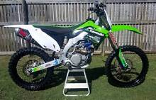2013 kx450f Mackay Mackay City Preview