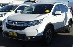 2019 Honda CR-V RW MY20 VTi FWD White 1 Speed Constant Variable Wagon Albion Park Rail Shellharbour Area Preview