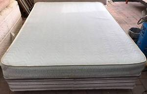 Queen Bed for sale. Delivery available Kingsbury Darebin Area Preview
