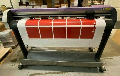 Used Mimaki Cg-130fxii Vinyl Cutter