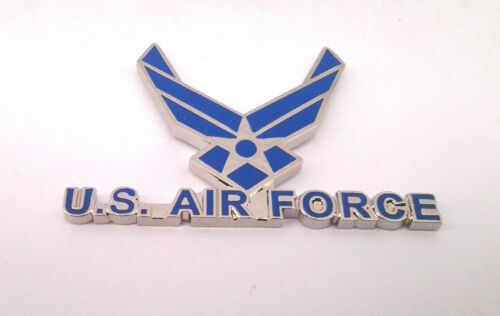 US AIR FORCE LOGO WINGS Military Hat Pin 16284 HO