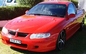 2001 Holden Commodore Ute Armidale City Preview