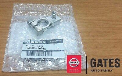 (Genuine OEM Nissan Positive Battery Terminal 24340-JA74A)