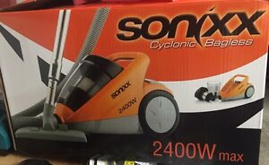 Sonixx bagless  Vaccum cleaner Longford Northern Midlands Preview