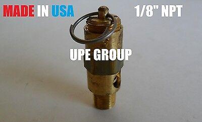 18 Air Compressor Safety Relief Pop Off Valve 150 Psi
