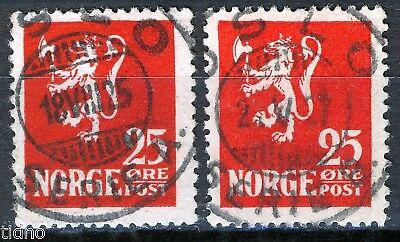 Oslo-serie (Norway 1925, NK 128 Son Oslo Serie A and B (OS-Grade 3))