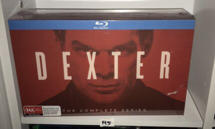 Blu ray - dexter complete series NEW