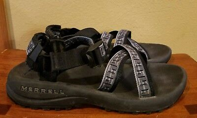 MERRELL Python Charcoal Sport Sandal Men 10 US / 43 EU for sale  Shipping to India