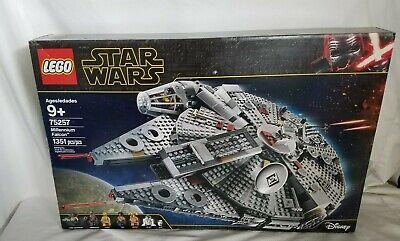 Lego (75257) Star Wars Millennium Falcon 1351 PCS FAST SHIPPING