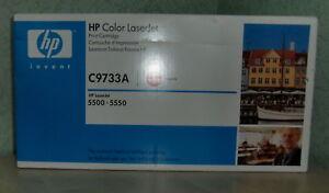 Original Toner HP C9733A, magenta, LaserJet 5500, 55500, neu und ovp