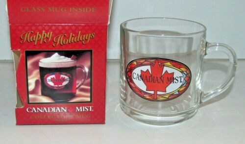 1996 Canadian Mist Happy Holidays Collector