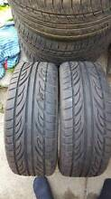 2x Second Hand 205 55 R15 Tyres Dandenong North Greater Dandenong Preview