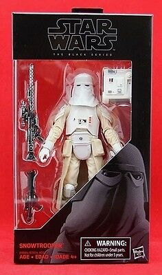Snowtrooper Star Wars the Black Series 6