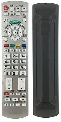 Ersatz Panasonic® TV Fernbedienung für N2QAYB000504