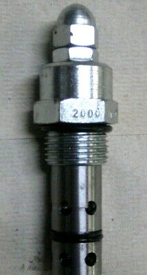 Cross Adjustable Relief Cartridge 1r0017 1500-3000 Psi Ba Rd Rc Valves