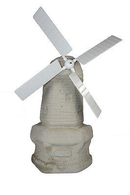 Steinguss Windmühle