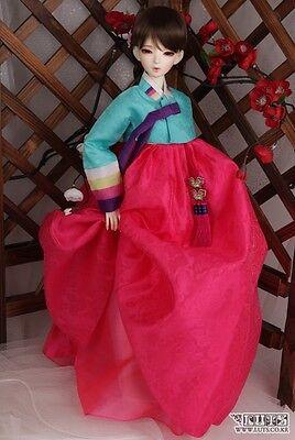 Luts Traditional Girls Hanbok Set for 1/3 SD BJD