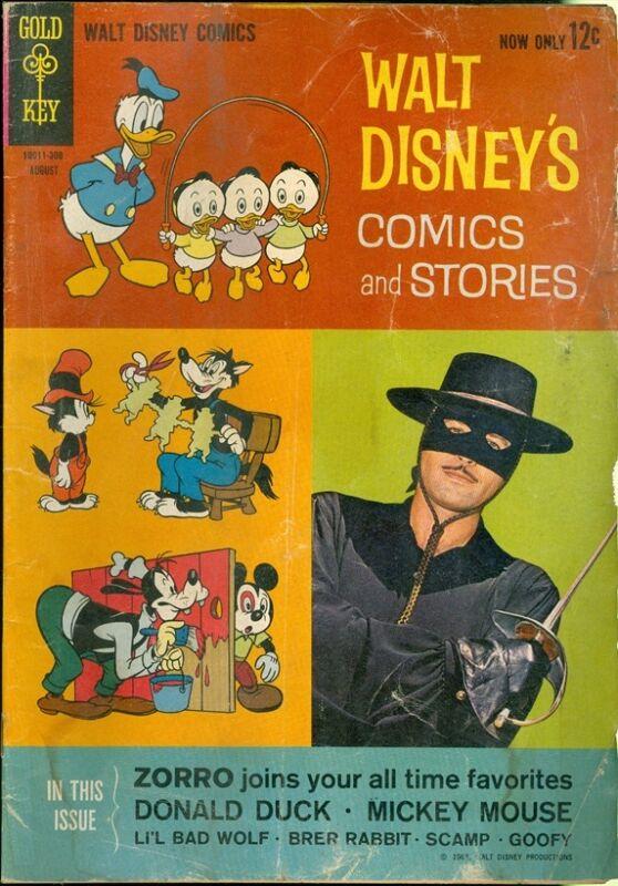 1963 Walt Disney