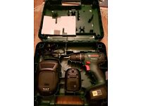 Brand New Bosch PSB 1800 LI-2 Cordless Drill