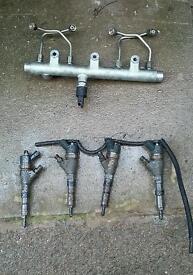 Peugeot 206 injector kit