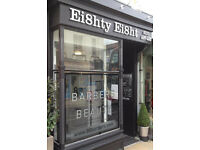 Barber Wanted - Part time/Full time