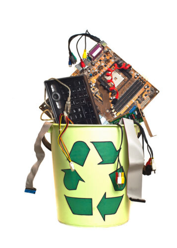 How to Recycle Motherboards