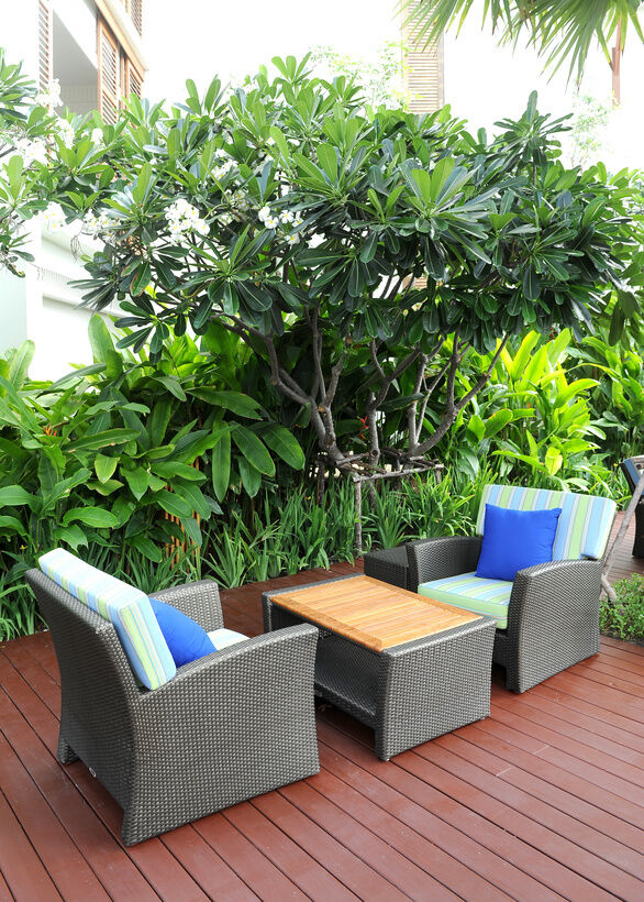 How To Build Patio Furniture