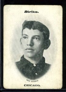 1906 Fan Craze National League NICK ALTROCK Chicago GD