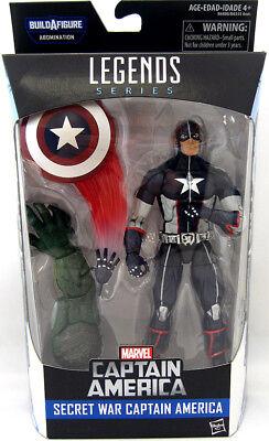 Marvel Legends Captain America Civil War Abomination Secret War Captain America