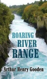 Roaring River Range (Center Point Large Print)-ExLibrary