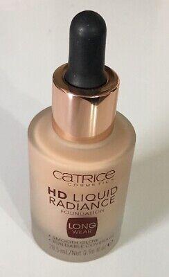 Wear Liquid Foundation (CATRICE * HD Liquid Radiance * Foundation LONG WEAR * NEU *)