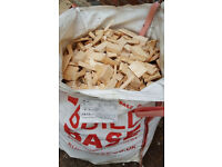 NEW DRY FIREWOOD DUMPY BAG /LOG BURNER FIREWOOD