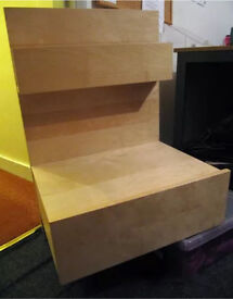 IKEA bed side tabes