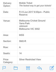 Can i get the closest seat with that?? Sydney City Inner Sydney Preview