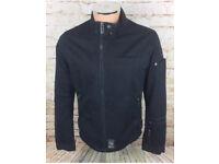 G Star Raw Royal Art Field Jacket Sz Large / L Mens Black